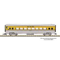 Denver & Rio Grande Passenger Car