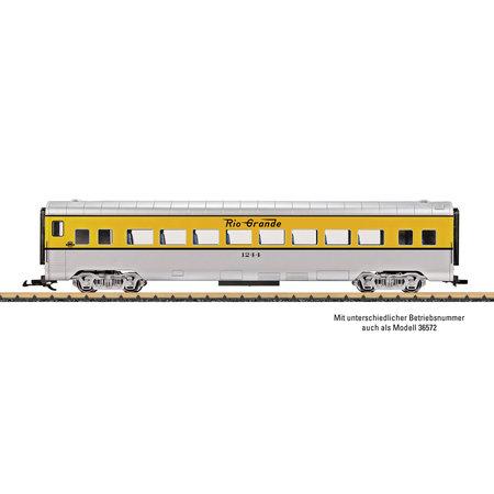 LGB Denver & Rio Grande Passenger Car