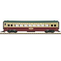 Napa Valley Wine Train Passenger Car