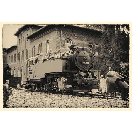 LGB Dampflokomotive Baureihe 99.22