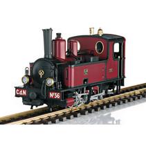 M.T.V. Dampflokokomotive Nr. 36