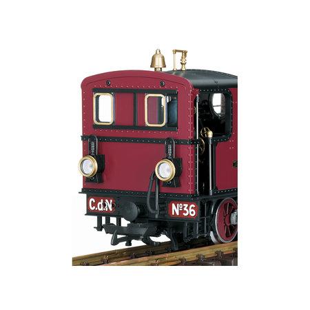 LGB M.T.V. Dampflokokomotive Nr. 36
