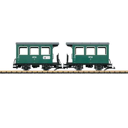 LGB Doppelwagen