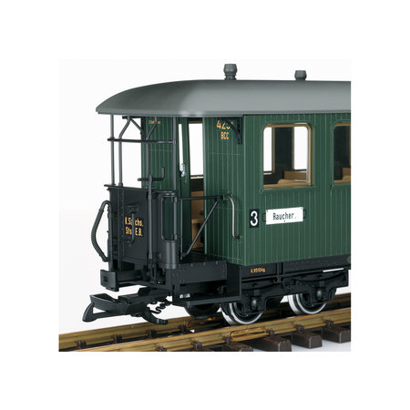 LGB Personenwagen 2./3. Klasse