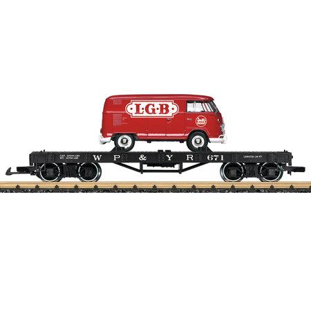 LGB Flachwagen