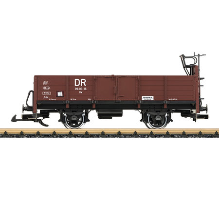 LGB DR offener Güterwagen Ow