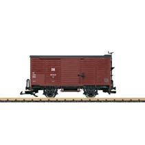 DR gedeckter Güterwagen
