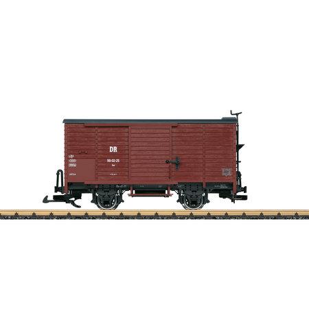 LGB DR gedeckter Güterwagen