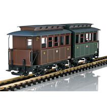 Personenwagen 2./3. Klasse