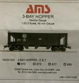 AMS G 3 Bay Hopper East Broad Top