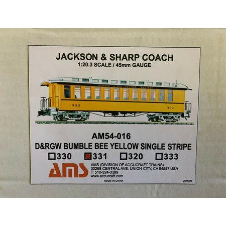 AMS G Jackson & Sharp Coach #331