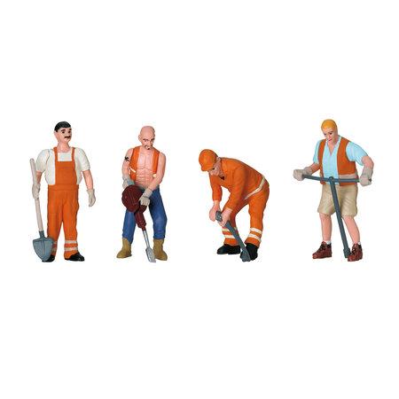 LGB Figuren-Set Arbeiter