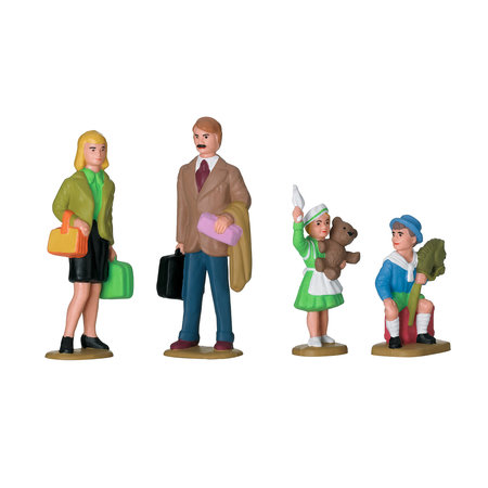 LGB Figuren-Set Familie