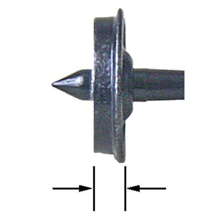 "Kadee Spur H0 Kadee Nr.533 33"" Ribbed Code 88 Semi Scale Metallradsätze 12 Stück"