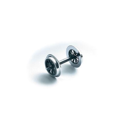 LGB Metall-Speichenradsatz, 2 Stück