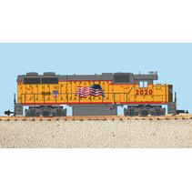Union Pacific with Flag (Neuheit 2020)