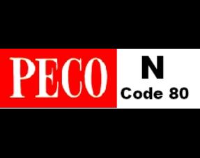 Peco N Code 80