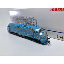 3174 digital Diesellok MY 1126 DSB Top! mit OVP (ST50) gebraucht