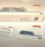 Märklin 3174 digital Diesellok MY 1126 DSB Top! mit OVP (ST50) gebraucht