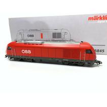 """36845 digital Dieselelektrische Mehrzwecklok """"Hercules ÖBB mit OVP (51) gebraucht"""