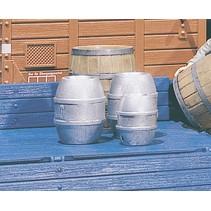 4 Bierfässer