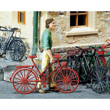 POLA 2 Fahrräder