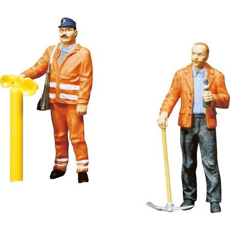 POLA 2 Gleisbauarbeiter