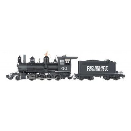 Bachmann Trains 2-8-0 C-19 D&RGW 40 Sunrise Herald
