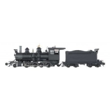 Bachmann Trains 2-8-0 C-19 unbeschriftet schwarz