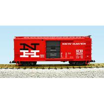 Steel Box Car New Haven #30775