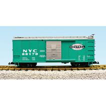 Steel Box Car New York Central #88162