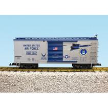 Steel Box Car US Air Force Military