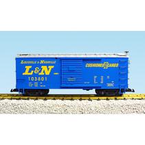 Steel Box Car Louisville & Nashville (L&N) #103802