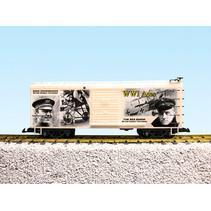 "Steel Box Car WW1 ""Aces"""
