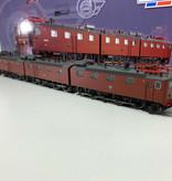 Roco 69757 schwere 3-teilige Erz Lokomotive – SJ Dm3 - LKAB - mit OVP (ST82) gebraucht