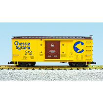 Steel Box Car Chessie System #471828