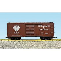 Steel Box Car D&H #17948