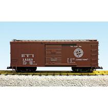 Steel Box Car DT&I #14329