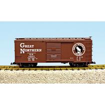 Steel Box Car Great Northern #18251