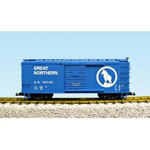 Steel Box Car Great Northern #36145
