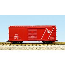 Steel Box Car CNJ #20756