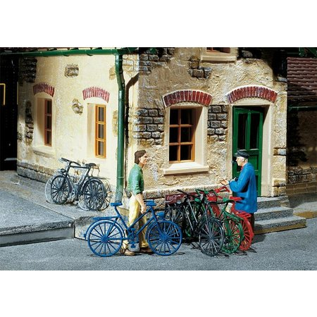 POLA 6 Fahrräder in 5 verschiedenen Farben