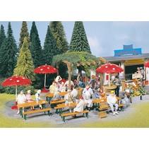 Biergarten-Set