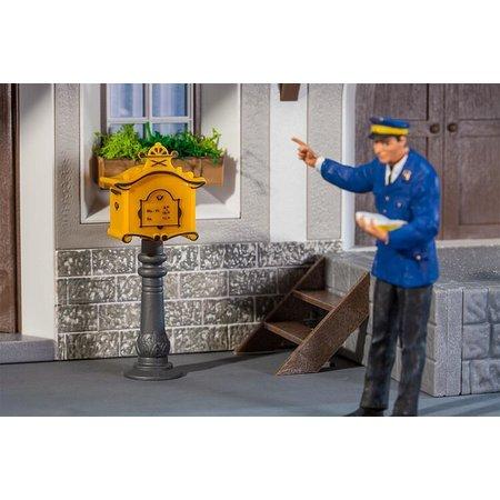 POLA Briefkasten mit Standsäule