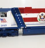 USA TRAINS GP 38-2 Patriotic (Neuheit 2020)