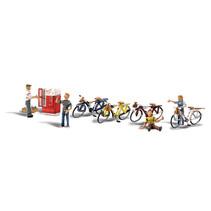 Spur 0 Radfahrergruppe