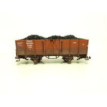 2-achsiger offener Güterwagen Hochbordwagen DR  (gebraucht)