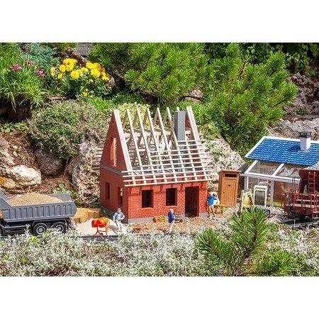 POLA Einfamilienhaus im Rohbau