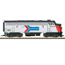 Amtrak Diesellok F7A