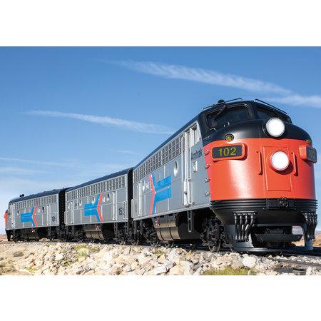 LGB Amtrak Diesellok F7B